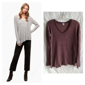 Aritzia Wilfred SHERBROOKE Shirt / Sweater
